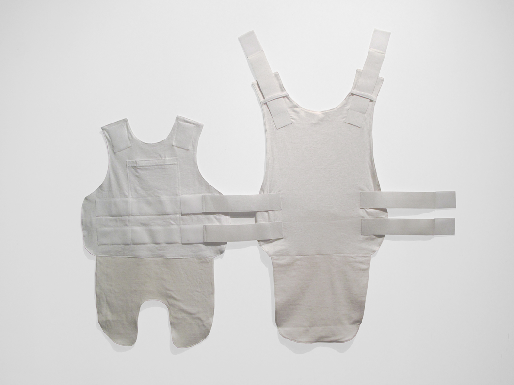 Vest (All White Everything)